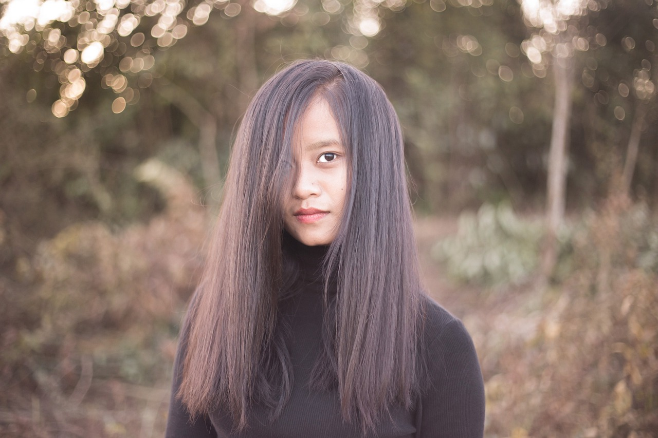 Asian Hairstyle photo