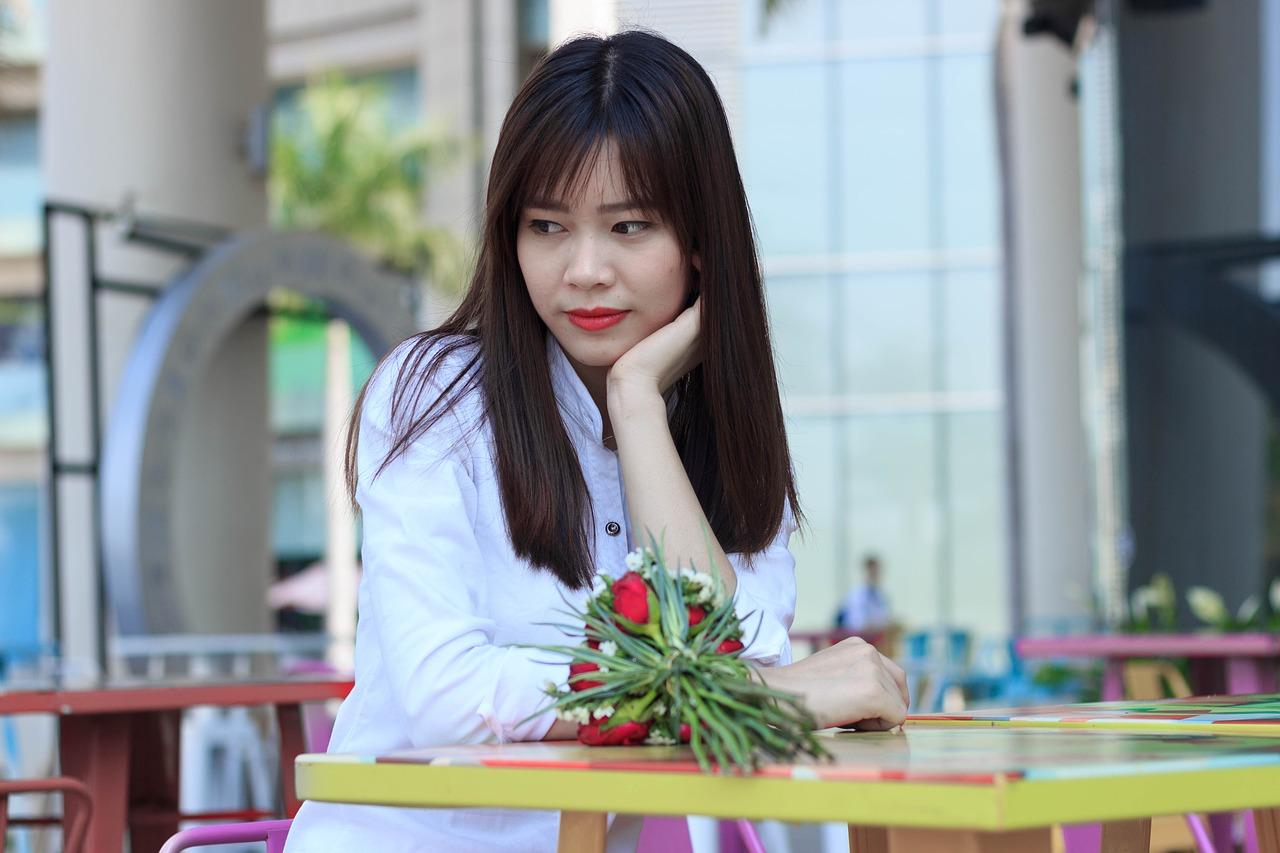 Asian Hair photo